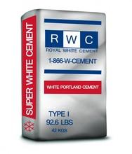 ROYAL WHITE CEMENT