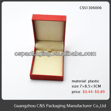 2013 Hot Selling New Design Plastic jewelry box indian