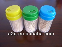 can be packed as clients' need wooden toothpicks