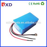 12v portable battery 40ah rechargeable battery 12v li-ion
