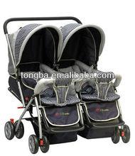 New style twin baby pram C946