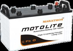 AUTOZONE & MOTO LITE AUTOMOTIVE BATTERY