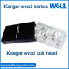Kanger EVOD coil IN STOCK! Wholesale high quality original Kanger EVOD clearomizer Kanger EVOD coil