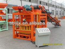 Hot! Cheap!Latest technology germany automatic making machine QTJ4-28 concrete block/ brick pavers, auto brick making machine