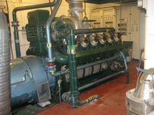 Asea Generator 1200 kva-6v