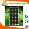 72 cell solar 170W Solar Panels High Efficiency Monocrystalline solar panel 170W