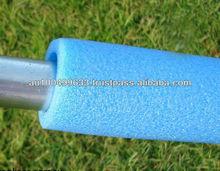 Bungee Trampoline Parts Enclosure Pipe Foam Pads