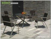 Designs modern stainless steel furniture