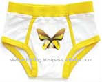 KIDS PRINTED BRIEFS