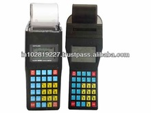 Billing software machine for Delivery Sales Van