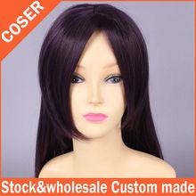 long cosplay wigs Final Fantasy Type-0 queen GH451 85cm 231g