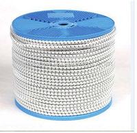 white/black elastic rope/cord