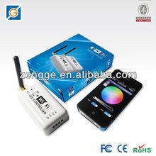 Music control rgb wifi led driver,2014 led light rgb wifi led driver