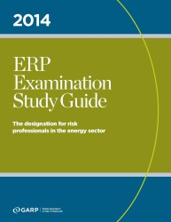 2014 Energy Risk Professional (ERP) Study Package (New!)