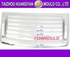 Car hood vent mould,plastic injection mould