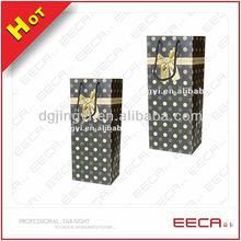 paper bag polka dots /polka dots bag paper