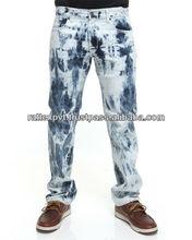 Wonderful Rocawear X Jimi Hendrix Tie-Dye Wash Jeans 2014