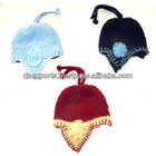 woolen knitted winter hats