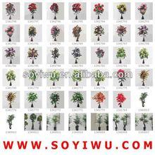 ARTIFICIAL VELVET ROSE FLOWER Wholesale for Artificial Flower & Wreath