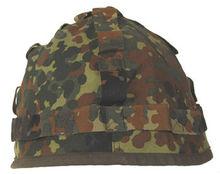 German Bundeswehr Helmet Cover, BW camo, military surplus, like new