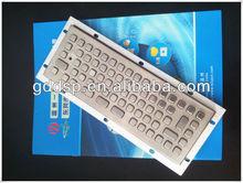 Small Industrial Keyboard Custom Made Keys
