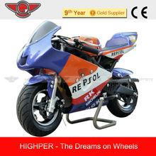 2014 49cc Pocket bikes Cross Motocycle for kids(PB009)
