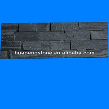 Construction material black slate cultural stone