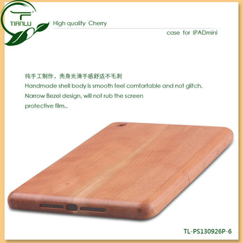 Wood case for ipad mini! bamboo case for ipad mini