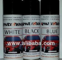 spraynwrap plastic rubber vinyl wrap paint plasti dip alternative