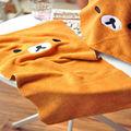 japonês crianças anime impresso wrap toalha de banho por atacado
