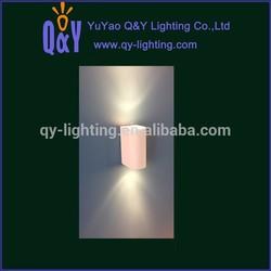 Indoor up down wall light spot light GU10 lamp indoor down light adjustable lighting fixture stainless steel ip44 spot light