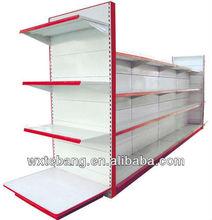 Gondola/shelving rack/racking/roof rack/equipment/shelf for bags/shelf/basketball hook