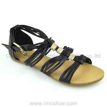 rmc schnalle stilvolle sexy knöchel sandale für frauen