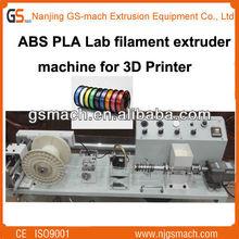 Convenient and Flexible 1.75mm/3mm Plastic Filament Extruder Machine for 3D Printers