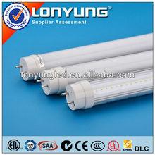 led 5000k fluorescent tubes light 4ft 6ft 8ft 18w 22w 28w 40w ETL TUV DLC SAA Approved