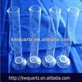 transparente cilíndrico de sílice fundido se graduó de laboratorio de precio del cilindro