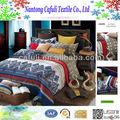 Design classique 100% tissu de coton impression réactive, textile tissu, exportateur de tissu de coton,