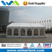 6 meter span aluminum frame tent