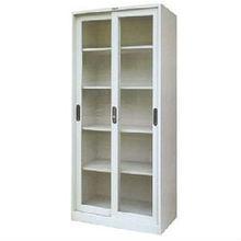 storage cabinet sliding glass door