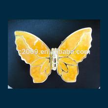 butterfly belt buckles