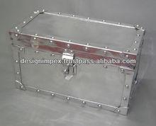 Aluminum Decorative trunk box