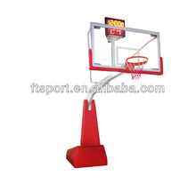 FIBA Standard Indoor Basketball Stand