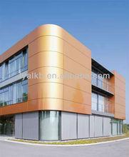 4mm aluminum plastic composite panel exterior decorative wall panels