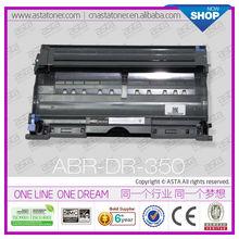 laser toner DR-350 for brother black print test page