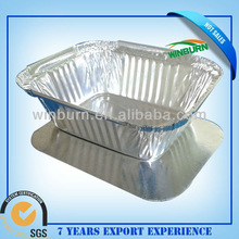 Food Grade Aluminum Foil Tray for Hotel/Restaurant/Catering
