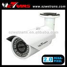 WETRANS Outdoor Night Vision Varifocal Lens 5MP IP Fiber optic Surveillance camera