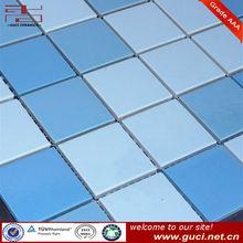 48x48mm porcelain swimming pool mosaic tiles