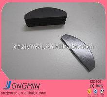 flexibl die cut special shape rubber magnet