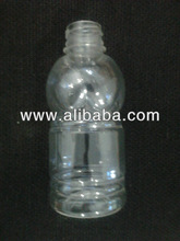 PET bottle orange special design 330ml