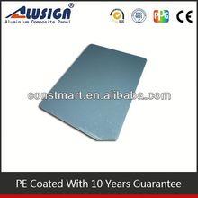 Cladding insulated aluminum composite panel